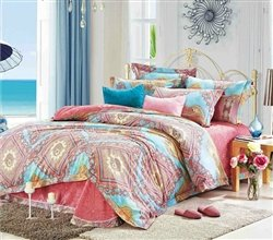 Persian Brush Twin XL Comforter - College Ave Designer Series Twin Extra Long