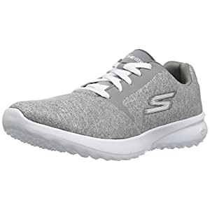 Skechers Performance Women's On-The-Go City 3-14770 Wide Walking Shoe,Gray,7.5 W US
