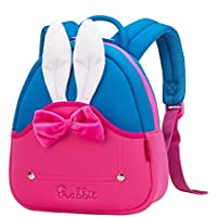 OFUN Toddler 3D Rabbit Backpck for Girl