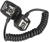 Off-Camera Shoe Cord,PIXEL TTL HSS 1/8000s E-TTL E-TTL II Off-Camera Shoe Cord Replaces OC-E3b for Canon EOS 5D Mark II III,6D,5D,7D,60D Cameras and Flash Speedlite (141 Inch)