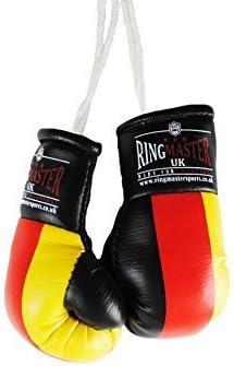 RingMasterUK, mini guantoni da boxe da appendere in auto, idea