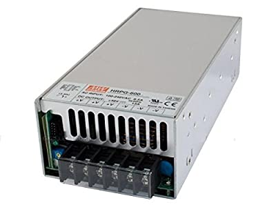 Linear and Switching Power Supplies 636W 12V 53A W/PFC Function