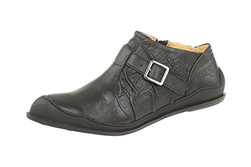 Eject Women's 17946.001 Loafer Flats Black lpRDyKKvyT