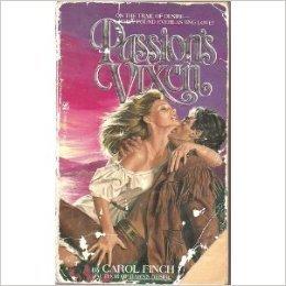 book cover of Passion\'s Vixen