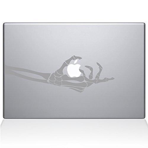人気が高い  The Decal & Guru Skeleton Hand Grabs Macbook Decal Decal Vinyl [並行輸入品] Sticker - 13 Macbook Pro (2016 & newer) - Silver (0221-MAC-13X-S) [並行輸入品] B0788MZF6S, 内山スポーツ:096bd3eb --- a0267596.xsph.ru