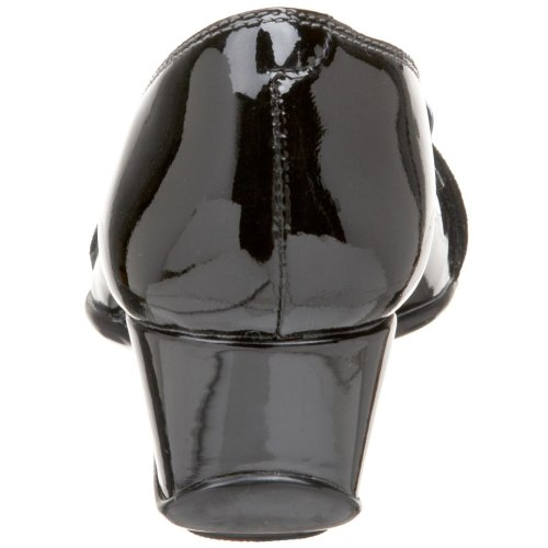 Stonefly Show 29 Women's Wedge Patent Pump Black S8Srqx