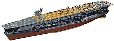 Fujimi 1/700 Imperial Navy Series No.22 Japanese Navy aircraft carrier Kaga Forouhar model(Japan imports)