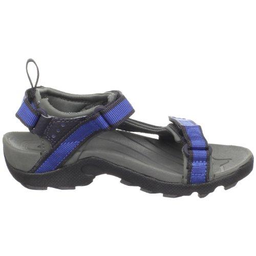 Teva Tanza 9038 - Sandalias de nailon para niño Azul (Blau/olympian blue)