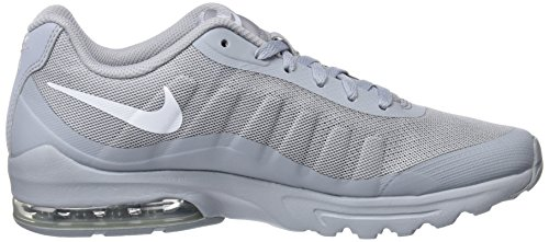 Nike Air Max Invigor, Baskets Mixte Adulte, Gris, 41 EU