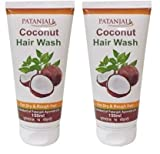 Patanjali Coconut Hair Wash 150ml (Pack of 2) - Pamherbals®