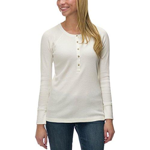 枢機卿アクセルコンペパタゴニア トップス シャツ Patagonia Waffle Henley Shirt - Women's Birch Whit 277 [並行輸入品]