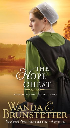 book cover of The Hope Chest