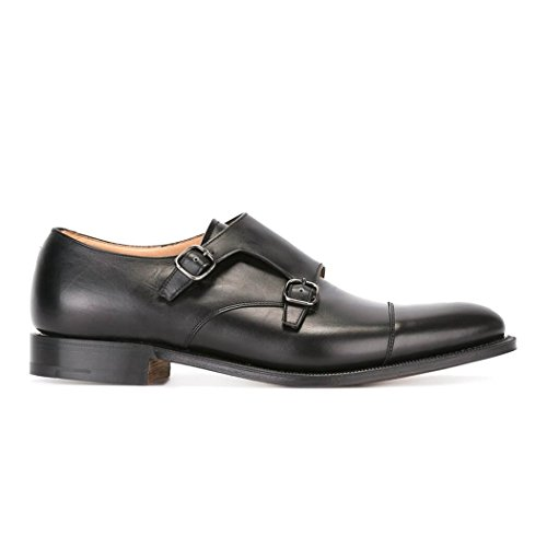 CHURCH'S DETROIT MONKSTRAP BLACK CHURCH'S