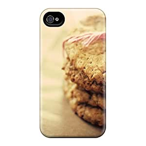 Special Design Back Cookies Present Phone Case Cover For Iphone 4/4s