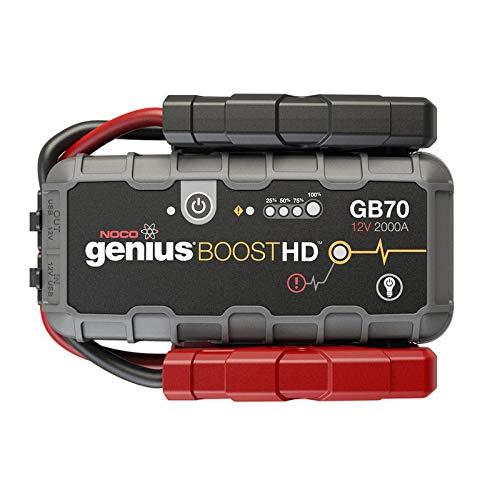 """Noco Genius Gb70 Boost Hd Jump Starter - 2000a -  ''Noco"""", HMA-NOCGB70"""