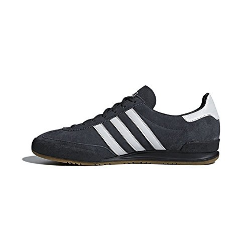 adidas Chaussures Jeans Charbon/Blanc/Noir Taille: 45 1/3