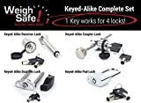 Weigh Safe Drop 180 Hitch
