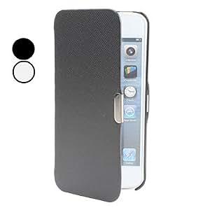 TY- Estuche de Cuero PU Ultra Delgado para iPhone 5 - Colores Surtidos