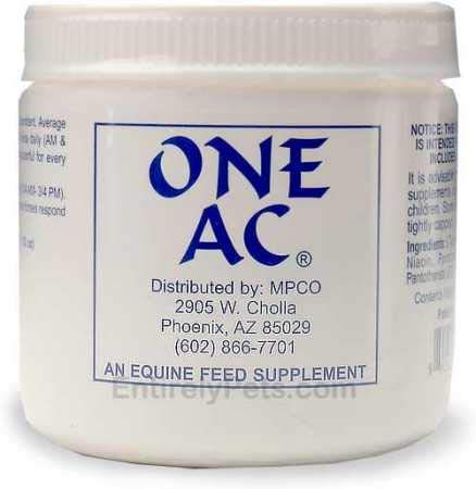 MPCO ONE AC Supplement (200gm) by MPCO