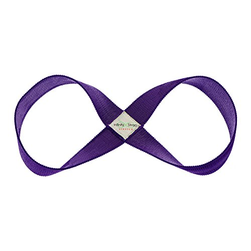 Infinity Strap - STRETCH - Orchid (Purple) - Medium 16