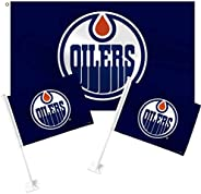Edmonton Oilers Flag Kit