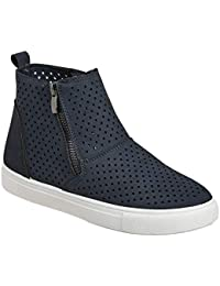 Women's Ankle Slip On Fashion Sneakers