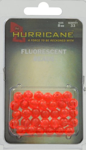Hurricane Fluorescent Bead (Red, 8)