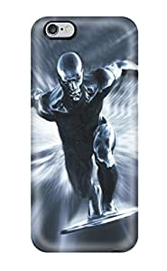 New Style Design High Quality Silver Surfer Cover Case With Excellent Style For Iphone 6 Plus 5033750K13528070