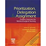 img - for Prioritization, Delegation, and Assignment byPhD RN book / textbook / text book