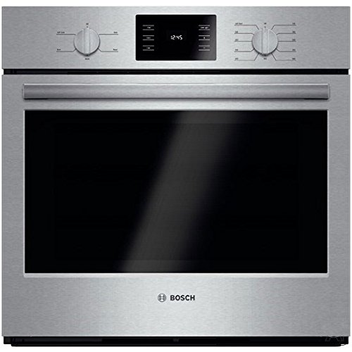 Bosch HBL5351UC Stainless Electric Single