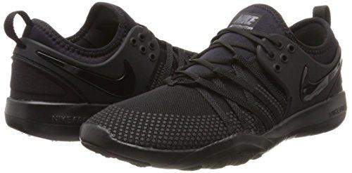 Noir Chaussures Free Tr Sport Nike Wmns Fonc noir Noir De 7 Gris TPqwf