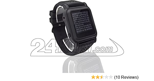 Amazon Com Cheating Watch Black Cell Phones Accessories