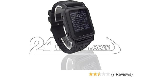 c4b5cd940ba9cd Amazon.com: Cheating Watch Black: Cell Phones & Accessories