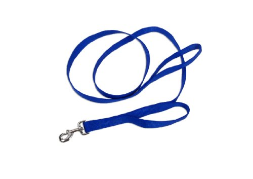 Loops 2 Double Handle Nylon Leash, 1