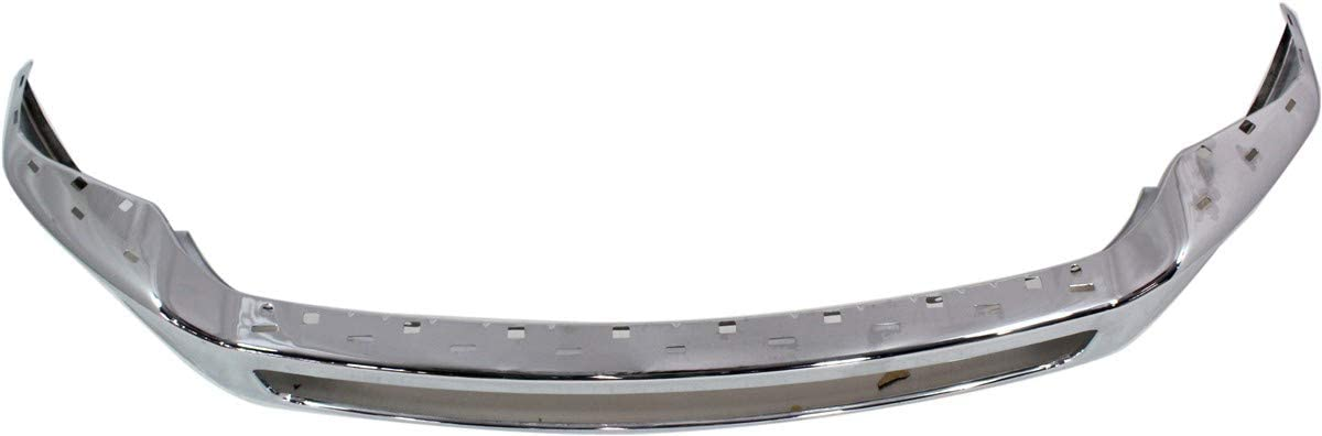 Front Bumper Compatible with 2011-2016 Ford F-250 Super Duty Chrome
