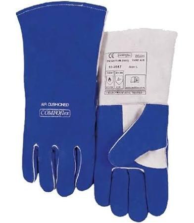 Weldas COMFOflex Air Cushioned Welding Gloves 10-2087 by Weldas