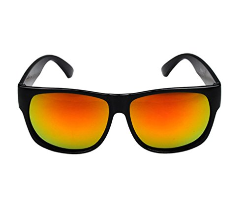 Tansle Bad Guys Sunglasses For Picking Up Girls Big Frame Discoloration Lens - Big For Sunglasses Guys