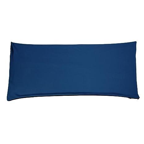Aramox Saco de Dormir de Microfibra Cálido cálido Polar con Cremallera Hoja de Viaje Camping Saco