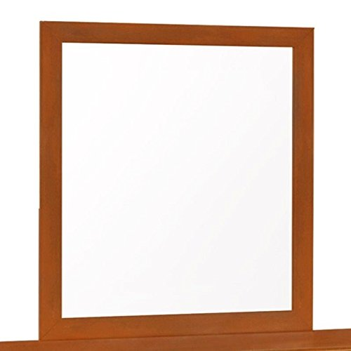 Coaster 400814 Home Furnishings Mirror, Oak