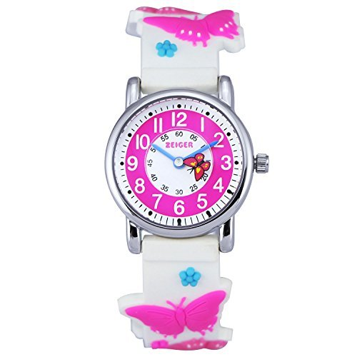 Amazoncom Zeiger Toddler Fashion Children Kids Watches Girls Age 5 - Toddler-cartoon-characters