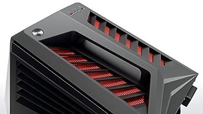 Lenovo IdeaCentre Y710 Cube High Performance Gaming Desktop - Intel Quad Core i7-6700 Up to 4.0GHz, 16GB DDR4, 256GB SSD + 2TB HDD, 8GB NVIDIA GeForce GTX 1070, VR-Ready, Bluetooth, 802.11ac, Win 10
