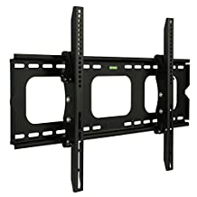 Mount-It! Heavy-Duty Premium Tilting TV Wall Mount Bracket for 32 to 60 inch LCD, LED, or Plasma Flat Screen TV Super Strength Load Capacity 175lbs, 15 Degree Tilt Mechanism Up and Down, Max VESA 700x450 (MI-303B)