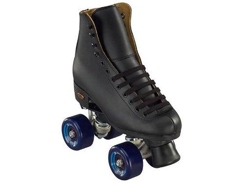 Riedell Citizen Black Outdoor Skates - Riedell Quad Roller Skates