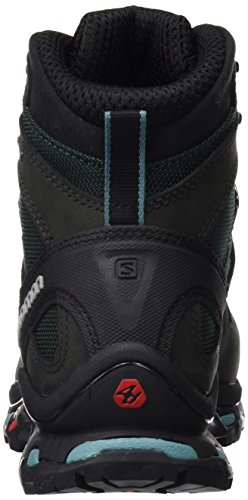 Salomon Asphalt Green d'escalade 4d Haze Quest Black W GTX Chaussures 2 Femme Blue Multicolore TYpTvrzq