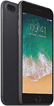 "Smartphone Apple iPhone 7 Plus 128GB Desbloqueado Preto Matte - iOS 10, Câmera 12MP, Tela 5.5"", Processad"