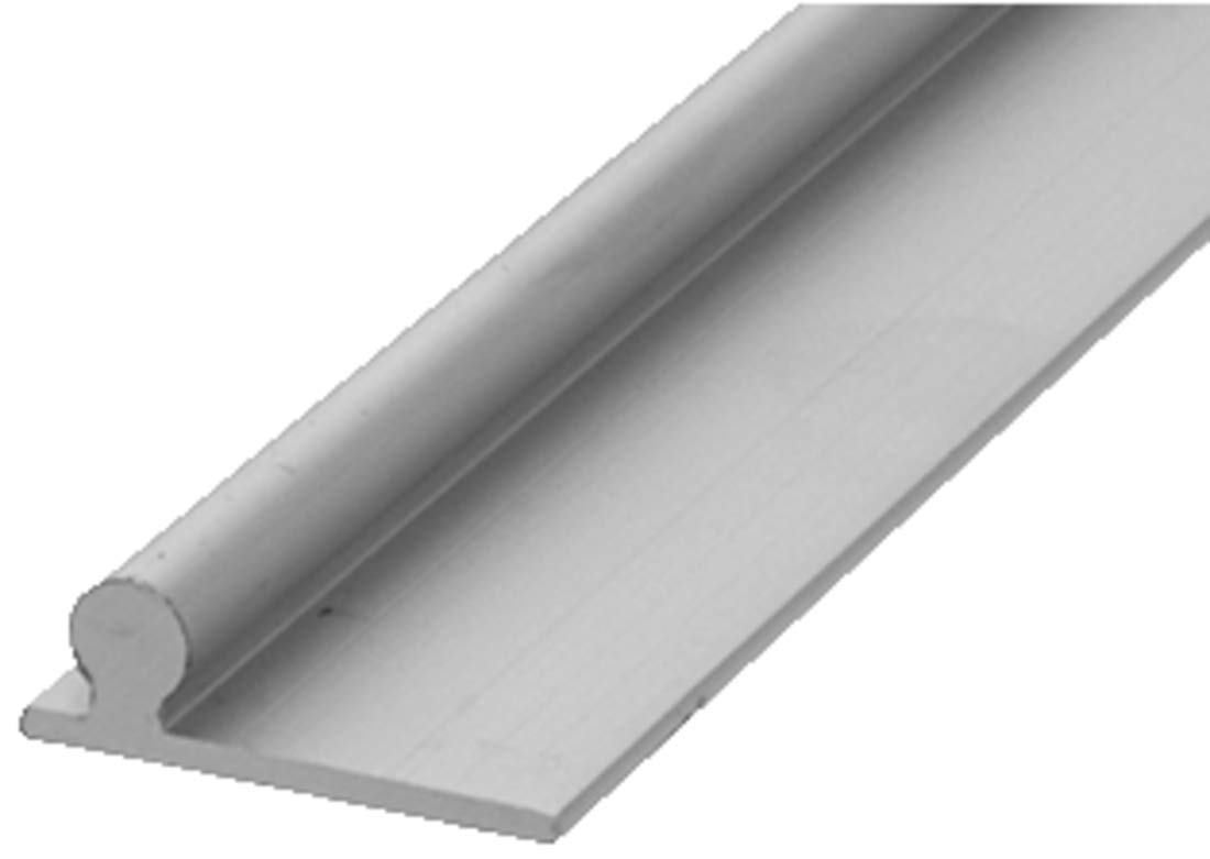 CRL PLD1654 Aluminum 6; Glass Door Replacement Rails