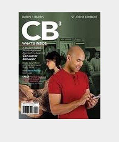CB3 Student Edition