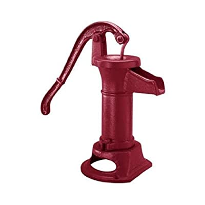 Water Source PP500NL Pitcher Pump, No-Lead Cast-Iron
