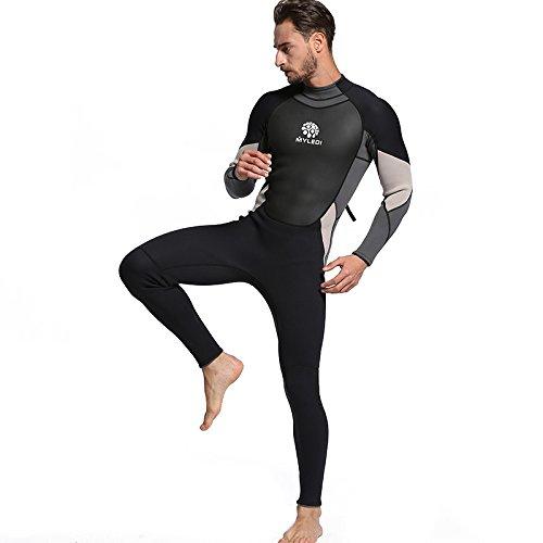 最新 Toogoo m Toogoo ワンピースダイビングスーツ 防水スーツ ウェットスーツ サーフィンスーツ 防水スーツ (MY028 S) B07FT6451T Large Large, 印象のデザイン:2277334b --- arianechie.dominiotemporario.com