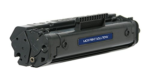 3200 Micr Toner (Recreated Cartridges HP C4092A(M) | Black OEM MICR Cartridge 2,500 Pages for MICR Toner Cartridge for HP LaserJet 1100 series and 3200 series printers)